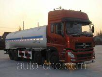 CIMC NTV5310GDYE cryogenic liquid tank truck