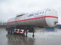 CIMC NTV9400GHYR chemical liquid tank trailer