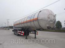 CIMC NTV9400GYQK liquefied gas tank trailer