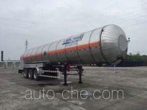 中集牌NTV9401GYQK型液化气体运输半挂车