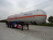 CIMC NTV9401GYQQ liquefied gas tank trailer