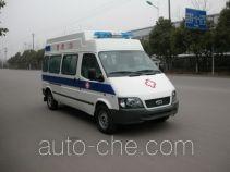 Yaning ambulance
