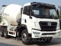 徐工牌NXG5250GJBK5A型混凝土搅拌运输车