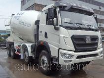 徐工牌NXG5310GJBK4型混凝土搅拌运输车