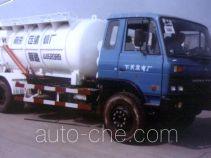 Shunfeng NYC5140ZSF wet bulk powder transport truck