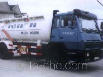 Shunfeng NYC5160ZSF wet bulk powder transport truck