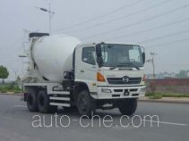 Jidong NYC5250GJBA concrete mixer truck
