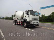 Jidong NYC5250GJBA4 concrete mixer truck