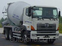 Jidong NYC5250GJBB concrete mixer truck