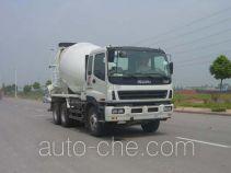Jidong NYC5251GJB concrete mixer truck