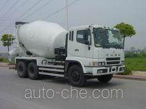 Jidong NYC5252GJB concrete mixer truck