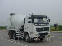 Jidong NYC5253GJB concrete mixer truck