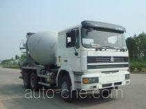 Jidong NYC5253GJBA concrete mixer truck