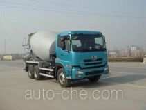 Jidong NYC5254GJB concrete mixer truck