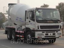 Jidong NYC5255GJB concrete mixer truck