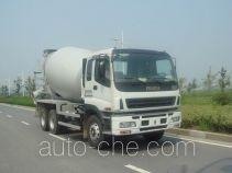 Jidong NYC5255GJBA concrete mixer truck