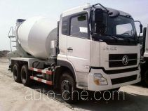 Jidong NYC5256GJB concrete mixer truck