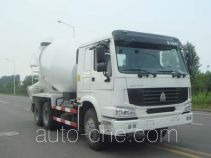 Jidong NYC5257GJB concrete mixer truck