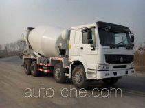 Jidong NYC5317GJB concrete mixer truck