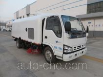 Yuchai Special Vehicle NZ5070TXS street sweeper truck