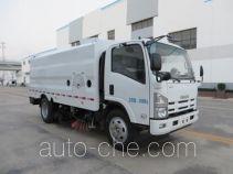 玉柴专汽牌NZ5100TXS型洗扫车