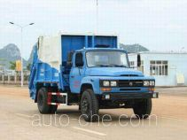 Yuchai Special Vehicle NZ5103ZYS garbage compactor truck