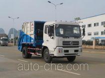 Yuchai Xiangli NZ5120ZYS garbage compactor truck