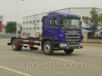 Yuchai Special Vehicle NZ5160ZXXYC detachable body garbage truck