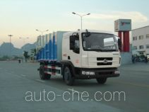 Yuchai Special Vehicle NZ5162ZLJ dump garbage truck