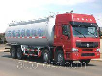 兆阳牌NZY5310GFLHW型粉粒物料运输车