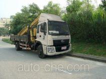 凌扬(FXB)牌PC5130JSQ4FXB型随车起重运输车