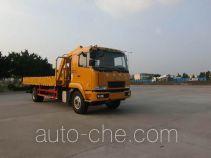 凌扬(FXB)牌PC5140JSQ型随车起重运输车