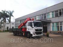 FXB PC5160JSQ5T5 truck mounted loader crane