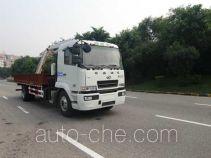凌扬(FXB)牌PC5161JSQ4FXBHL型随车起重运输车