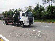 Chaoxiong PC5200JSQHL truck mounted loader crane