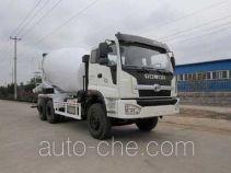 FXB PC5250GJBLZ1 concrete mixer truck