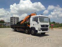 FXB PC5250JSQHW4 truck mounted loader crane