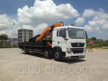 FXB PC5250JSQHW4 truck mounted loader crane