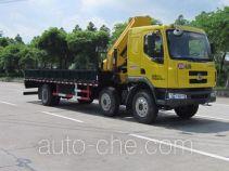凌扬(FXB)牌PC5250JSQLZ4型随车起重运输车