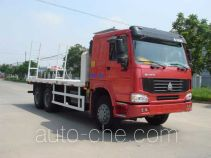 Chaoxiong PC5250TPBHW flatbed truck