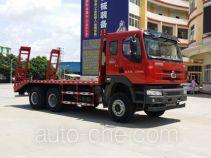 FXB PC5250TPBLZ4 flatbed truck