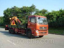 凌扬(FXB)牌PC5251JSQ4FXB型随车起重运输车
