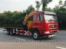 凌扬(FXB)牌PC5251JSQLZ3型随车起重运输车