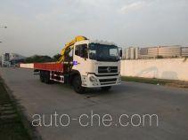 凌扬(FXB)牌PC5252JSQ4FXB型随车起重运输车
