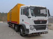 Pucheng PC5257XXY box van truck