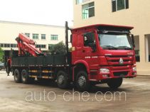 FXB PC5310JJHHW4 weight testing truck