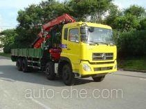 凌扬(FXB)牌PC5310JSQ4FXB型随车起重运输车