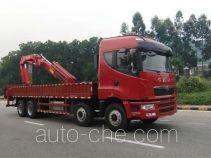 凌扬(FXB)牌PC5310JSQHL型随车起重运输车