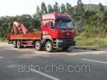 凌扬(FXB)牌PC5310JSQLZ4FXB型随车起重运输车