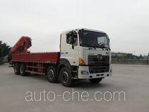 凌扬(FXB)牌PC5310JSQRYFXB型随车起重运输车